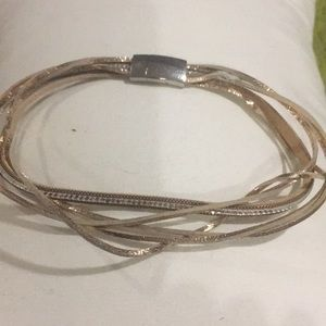 Sparkly bracelet